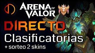 AoV Ranked Maestro Picoteando | Arena Of Valor | DayMelto Gameplay Español