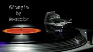 DAFT PUNK - Giorgio by Moroder (vinyl)
