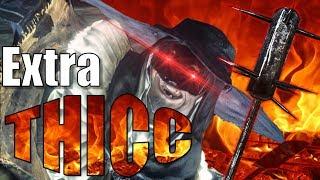 Dark Souls 3 : OP Extra T͆ ͟H̴̆͂͊ͯ͑̿̑ ͩ͢I̔̅̆̊ͯ̚ ͋͑Çͦ̐̓̌̂̿̚ ͣ̽Ć Early (Spiked Mace)