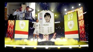 CRUYFF 89 IM PACK!!!!!!!!!!!!!!!!!!   FIFA 19 PACK OPENING