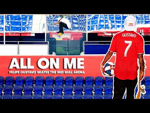 From Playing Soccer in Brazil to Skating Stadiums in NYC | Felipe Gustavo: ALL ON ME
