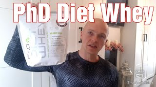 PhD Diet Whey Protein Review