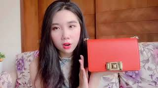FURLA MIMÍ MINI CROSSBODY BAG REVIEW | Pros/ Cons , What Fits | Everything