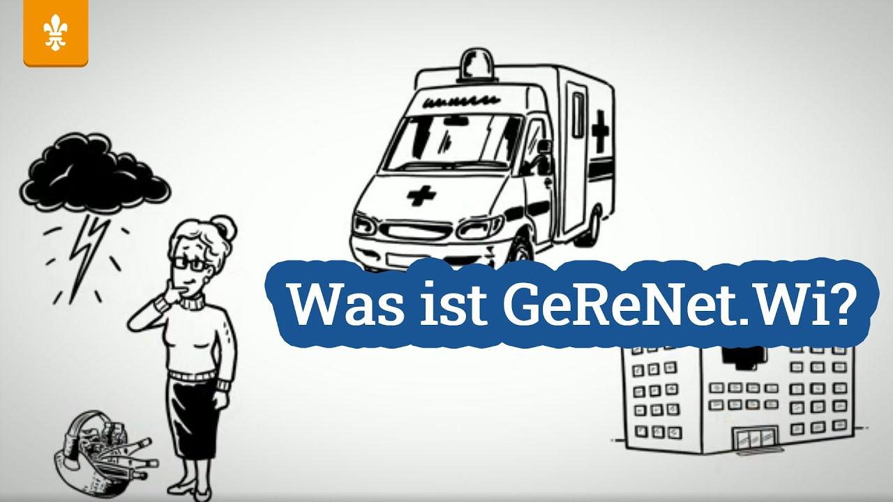 Youtube Erklärfilm Was ist GeReNet.Wi?