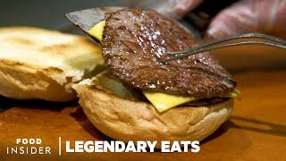 Chicagos Most Legendary Cheeseburger | Legendary Eats