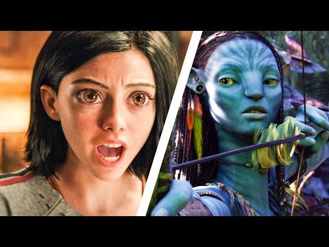 Alita vs. Avatar - ALITA: BATTLE ANGEL Making-Of Clip (2019)