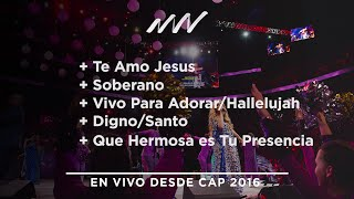 5 Canciones de Adoración - En Vivo CAP 2016 | New Wine