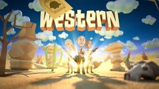 Shoot & Run: Western rush run