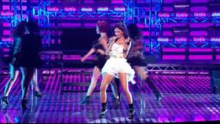 Nicole Scherzinger - Right There Live At  Britains  Got Talent HD