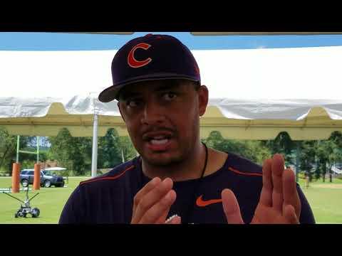 TigerNet: Tony Elliott after practice - 8/17/17