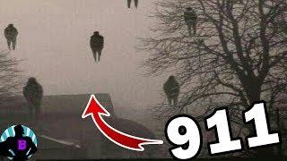 3 Llamadas Al 911 Que Terminaron Siendo PARANORMALES!