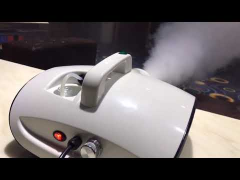 Sanitizer Fogging Machine - Covid19 - Home, Office, Use