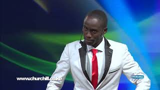 Njoro Comedian    My Fathers Divorce
