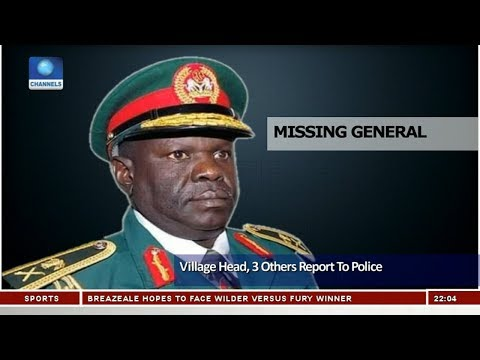 Army Announces Discovery of Missing General's Grave 26/10/18 Pt.1 |News@10|