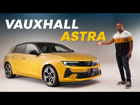 NEW Vauxhall Astra: Like A Golf, But BETTER?