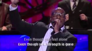 Lakewood Church Worship - 11/18/12 - Trust Me Now feat. Anthony Evans, Jr.