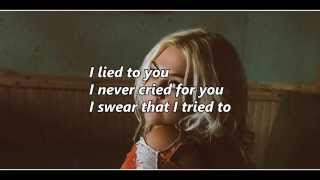 <b>Elle King</b>  I Told You I Was Mean With Lyrics