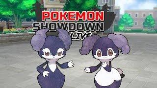 Indeedee  - (Pokémon) - INDEEDEE SUCKS LOL. Pokémon Showdown Sword & Shield RU