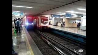 Metro Ciudad de México Linea 2 Taxqueña     4 caminos