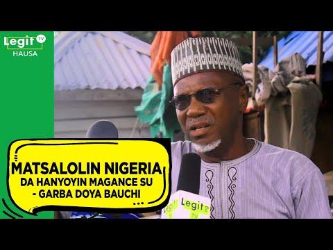 Matsalolin Nigeria da hanyoyin magance su | Legit TV Hausa