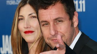 The Truth About Adam Sandlers Wife