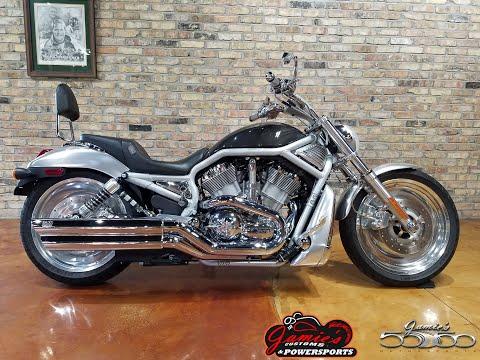 2003 Harley-Davidson VRSCA  V-Rod® in Big Bend, Wisconsin - Video 1