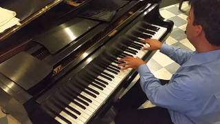 Cocktail -  Jazz Piano Trio - StLouisPianist All of Me
