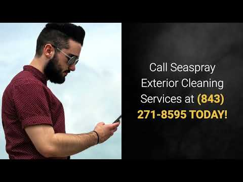 Window Washing Services Blluffton - Window Washing Service Beaufort Seaspray Home Exterior Cleaning