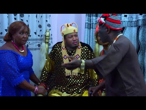 IGWE TURNS IMBECILE ON THRONE MOVIE CLIP