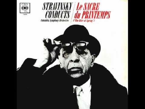 Rite of Spring/ Stravinsky