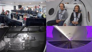 First Hyperloop Passenger Test (Full Test   Stats)