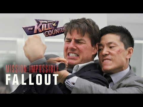 The Kill Counter - Mission: Impossible - Fallout
