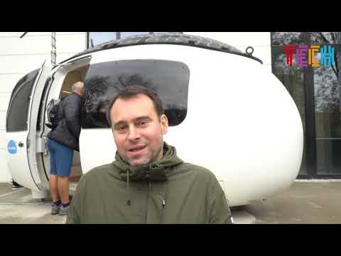 Tomáš Žáček: CEO Ecocapsule