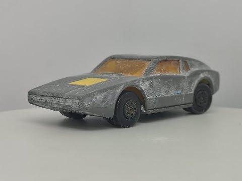 Matchbox 1973 SAAB Sonnett III Custom