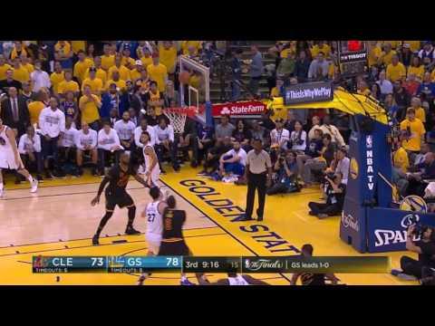 Warriors Splash NBA Finals Record 18 Triples