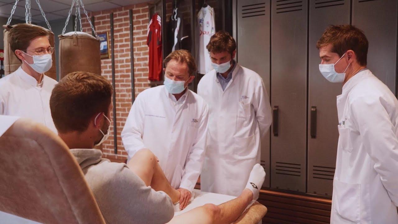 Le Centre Orthopédique Santy, à la pointe de la recherche