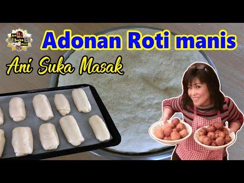 Video Adonan Untuk Roti manis