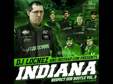 Indiana Respect Our Hustle vol.2 Promo