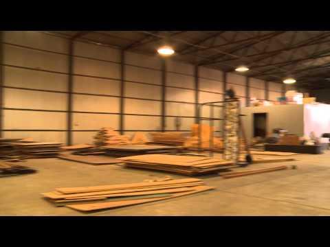 Industrial Skatepark Documentary pt.1