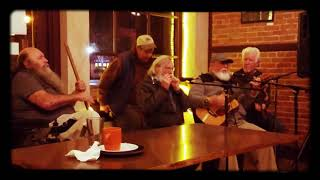 """Tugboat Willie and The Codgers performing """"Keep on the Sunny Side"""""""