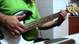 Patrice Rushen   Forget Me Nots Bass Cover