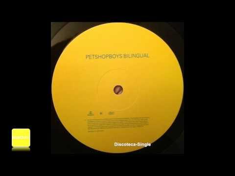 Pet Shop Boys - Discoteca-Single