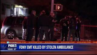 FDNY EMT killed