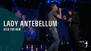 Lady Antebellum   Need You Now (Own The Night World Tour) ~ 1080p HD