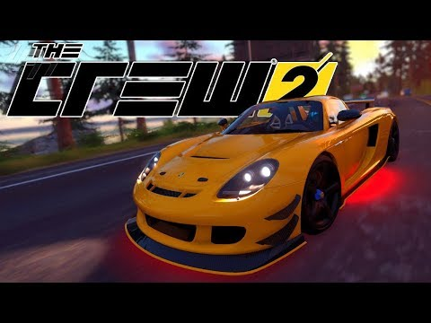 PORSCHE CARRERA GT TUNING! - THE CREW 2   Lets Play The Crew 2