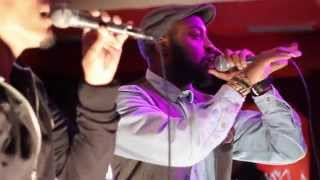 Triple O feat. Jahaziel & Sean C Johnson - Down At Your Feet (Live)