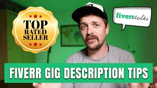 Fiverr Gig Description Tips with Fiverr Top-Rated Seller Joel Young