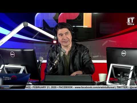 [Erwin Tulfo]  TUTOK TULFO 2.0 – FEBRUARY 21, 2020 FULL EPISODE