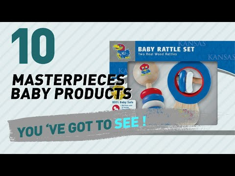 Masterpieces Baby Products Video Collection // New & Popular 2017
