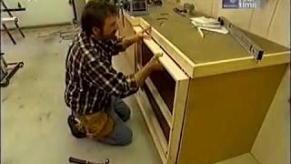 New Yankee Workshop S12E02 Garage Workshop Part 2